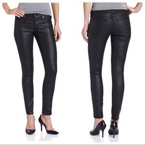 Rich & Skinny Women's Legacy Coated Skinny Jean